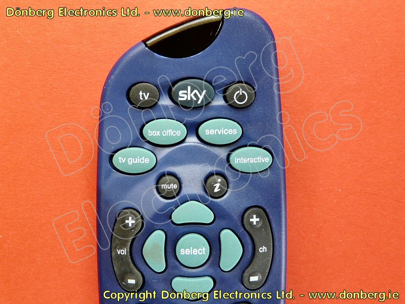 SKYDIGIBOX (SKY DIGI BOX) - SKY DIGITAL REMOTE CONTROL